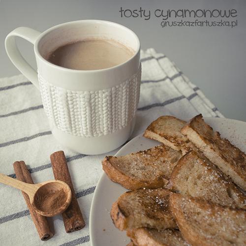 tosty cynamonowe