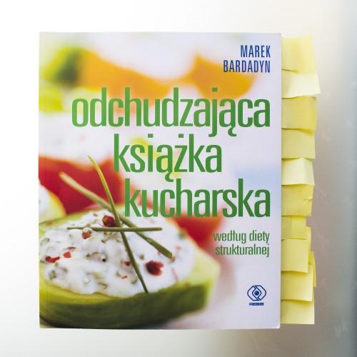 odchudzająca książka kucharska
