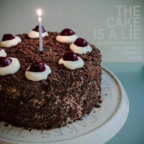 tort portal - cake is a lie
