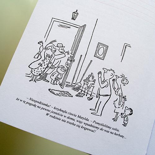 René Goscinny przepisy mikołajka