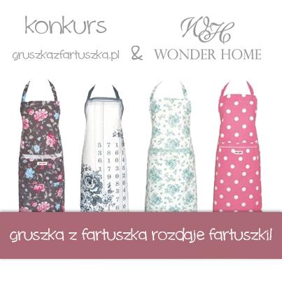 fartuszkowy konkurs z WonderHome.pl