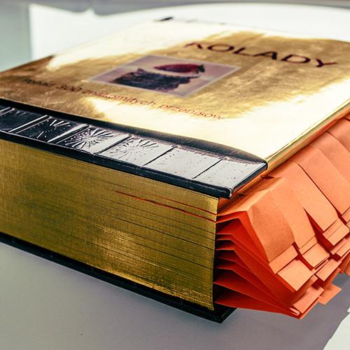 złota księga czekolady