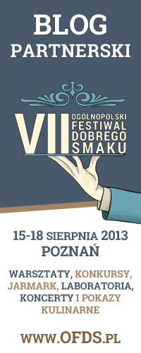 OFDS 2013 czyli Poznań ze smakiem!