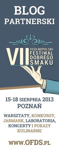 Ogólnopolski Festiwal Dobrego Smaku i ja