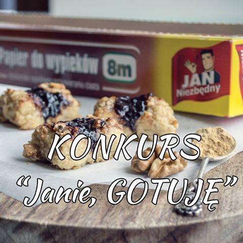 Janie, GOTUJĘ! - konkurs