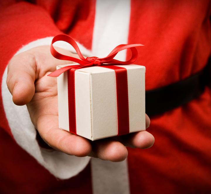 Kochany Święty Mikołaju...