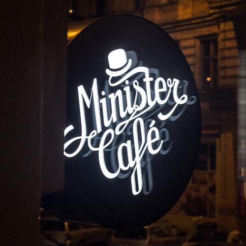 wyjadaczki na tropie - Minister Cafe