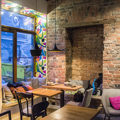 wyjadaczki na tropie - Chichot Cafe