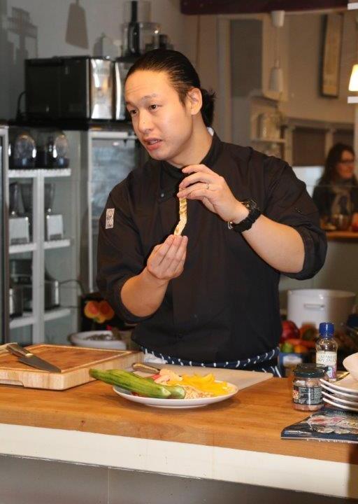 warsztaty sushi z marką Blue Dragon