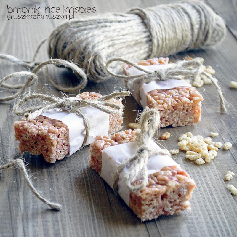 batoniki rice krispies