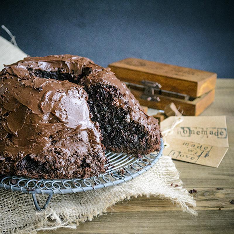 czekoladowe ciasto z guinnessem