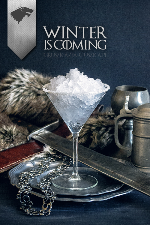 game of thrones drinks stark