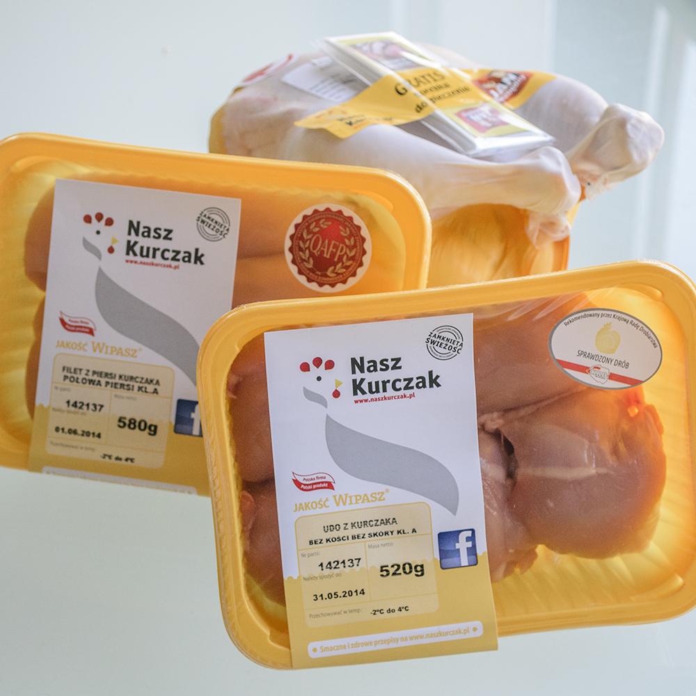 nasz kurczak produkty