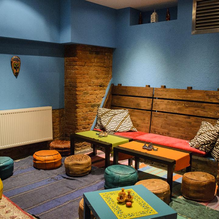 wyjadaczki na tropie - Morocco Restaurant