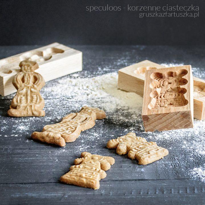 speculoos - korzenne ciasteczka