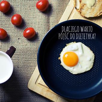Czy warto pójść do dietetyka? 5 argumentów za tym, że tak!