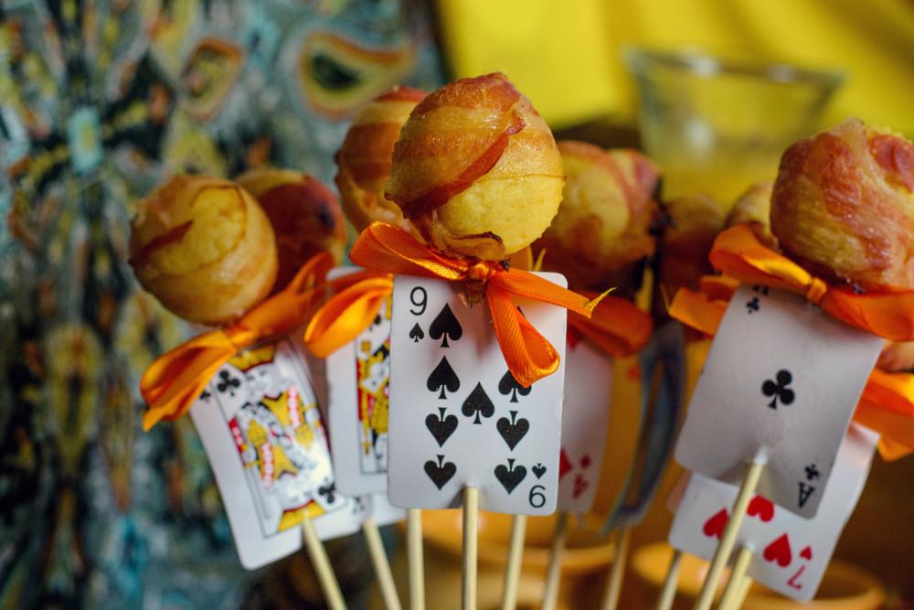 kukurydziane mini muffiny w boczku