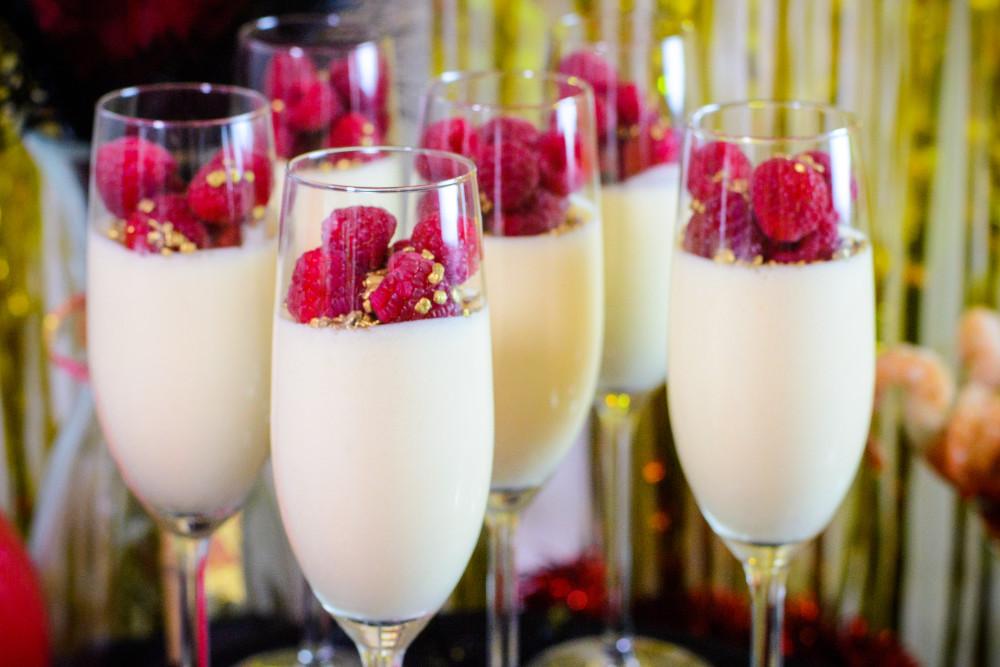 mus z szampana
