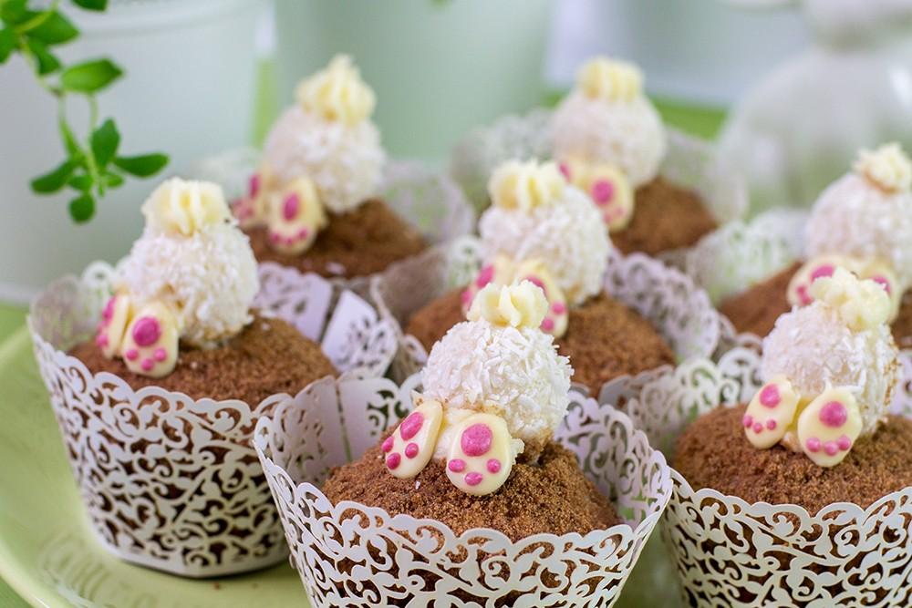zajęcze muffinki 2 mini