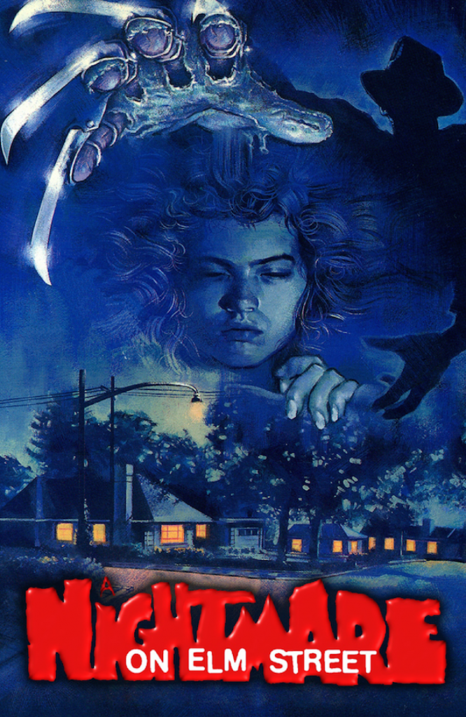 nightmare on elm street poster movie