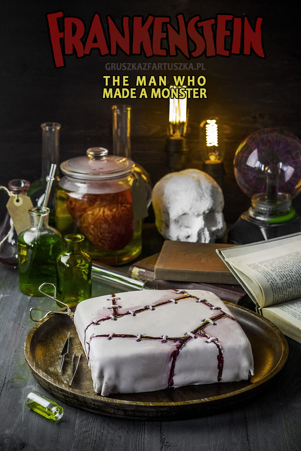 frankenstein movie food halloween