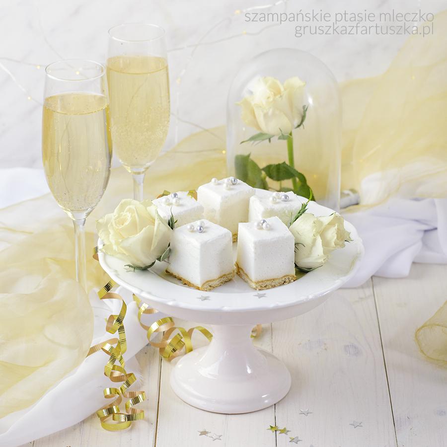 szampańskie ptasie mleczko